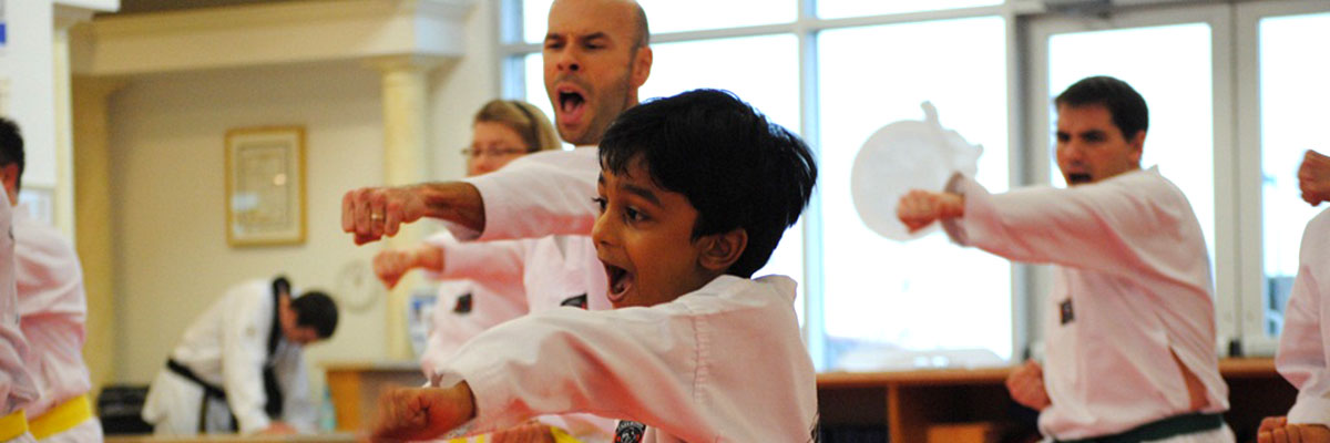 Family Martial Arts banner image