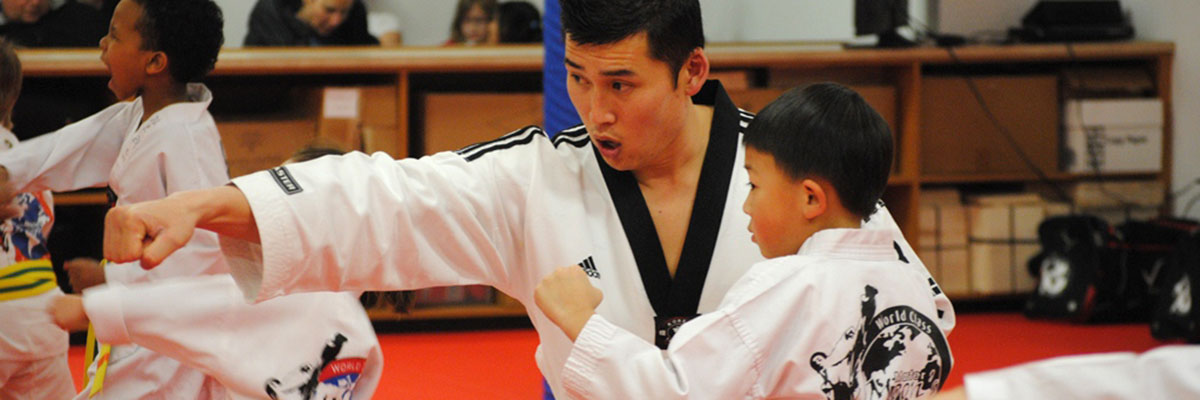 Kids Martial Arts in Woodbury, MN - Master Kim's Tae Kwon Do